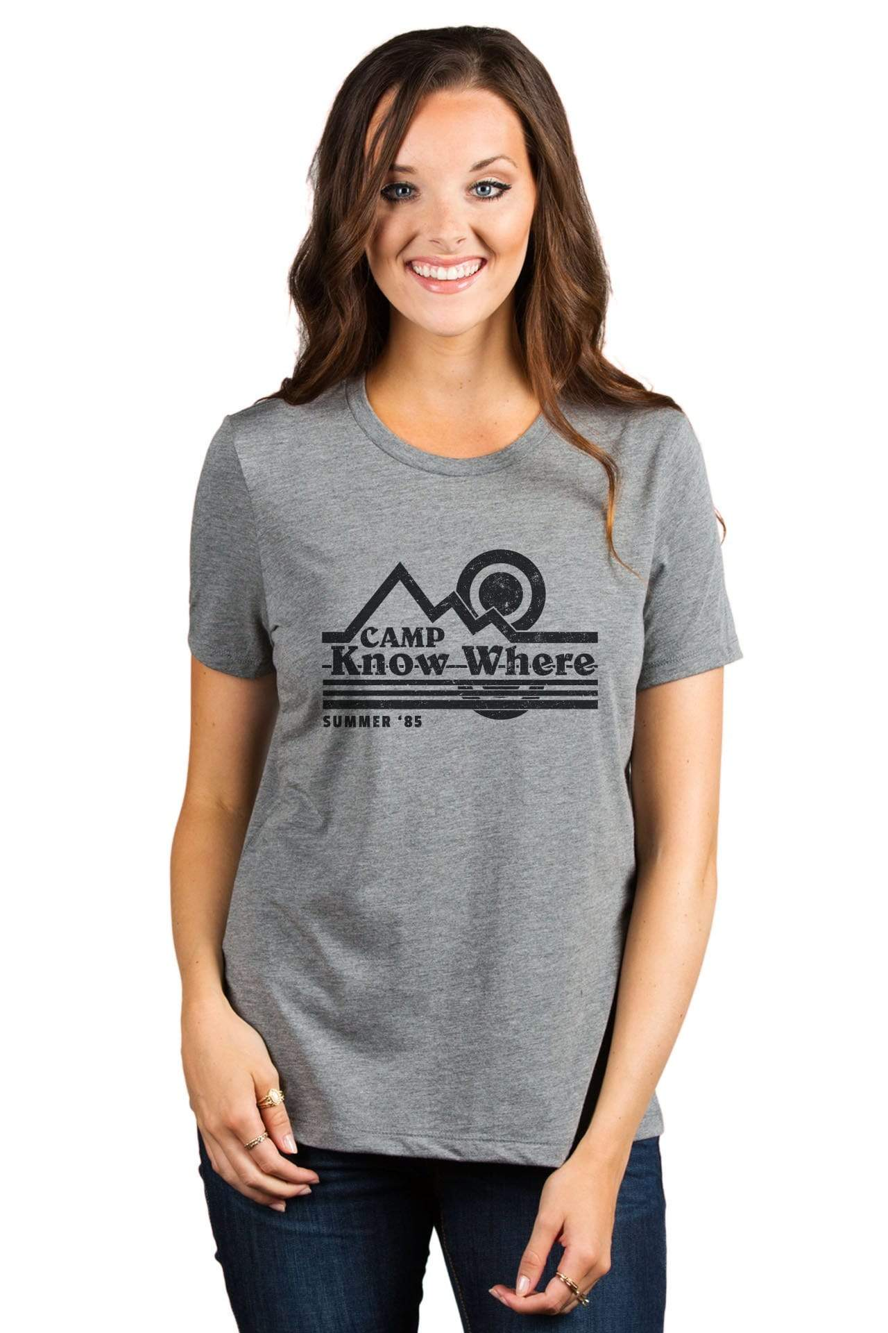 Camp Know Where - Thread Tank | Stories You Can Wear | T-Shirts, Tank Tops and Sweatshirts