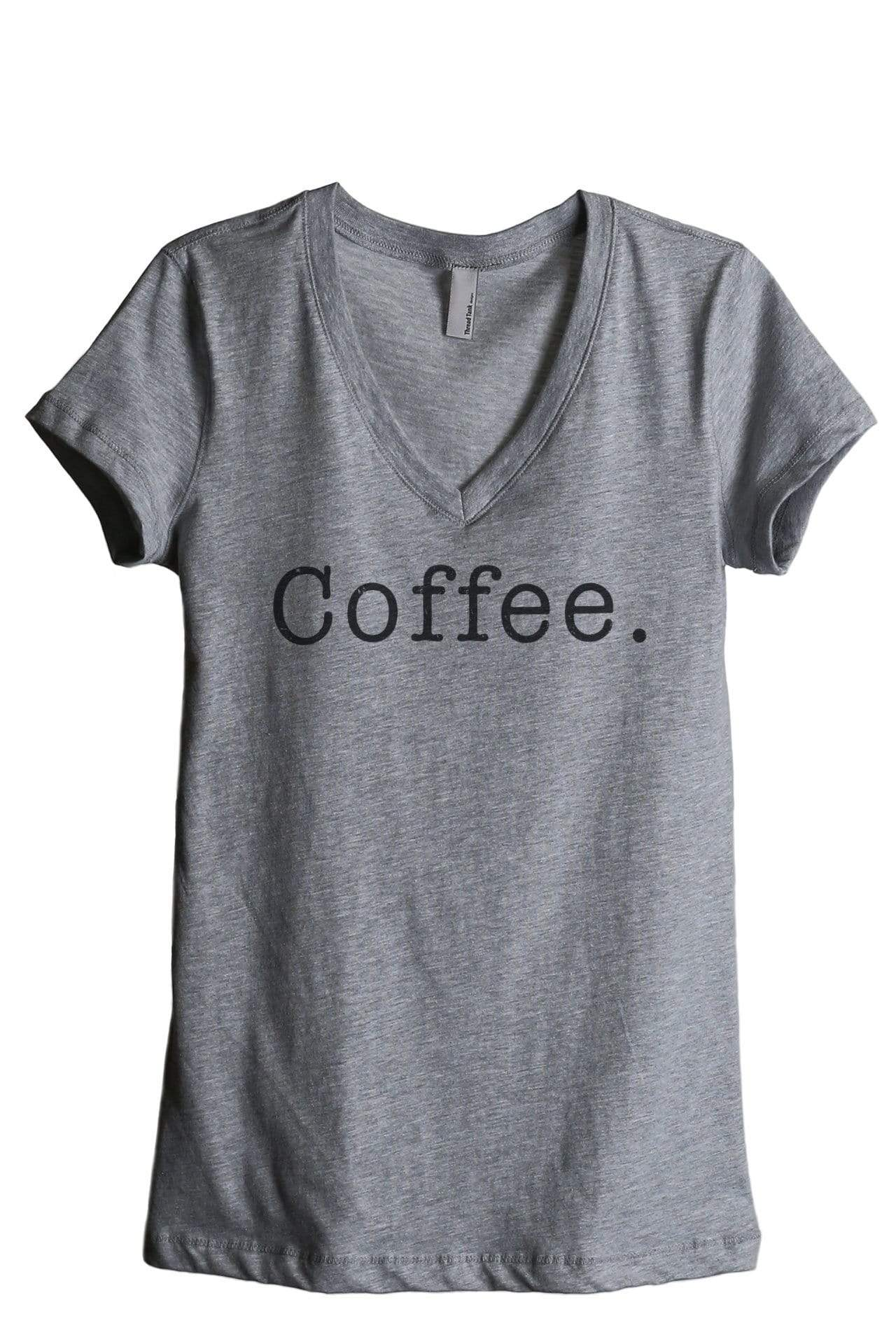 Coffee. - Thread Tank | Stories You Can Wear | T-Shirts, Tank Tops and Sweatshirts