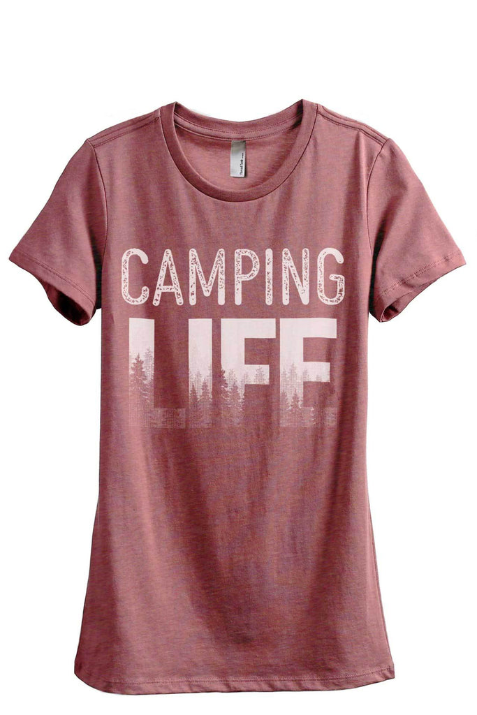 Camping Life - Thread Tank | Stories You Can Wear | T-Shirts, Tank Tops and Sweatshirts