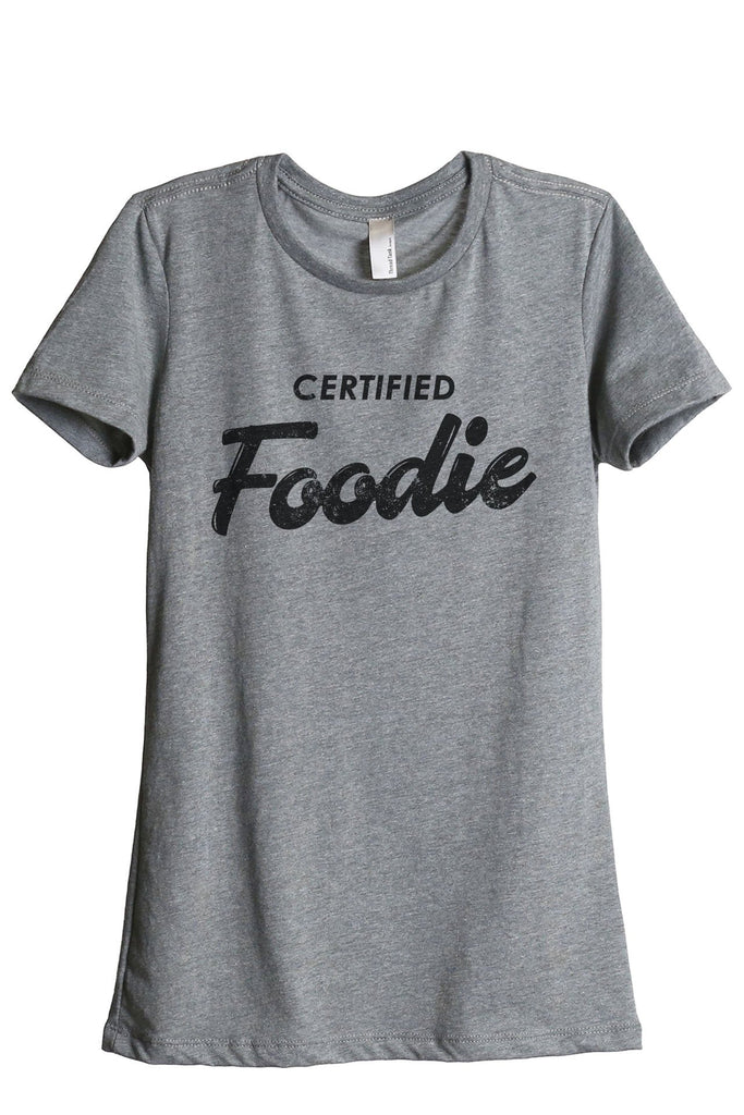 Certified Foodie - Thread Tank | Stories You Can Wear | T-Shirts, Tank Tops and Sweatshirts