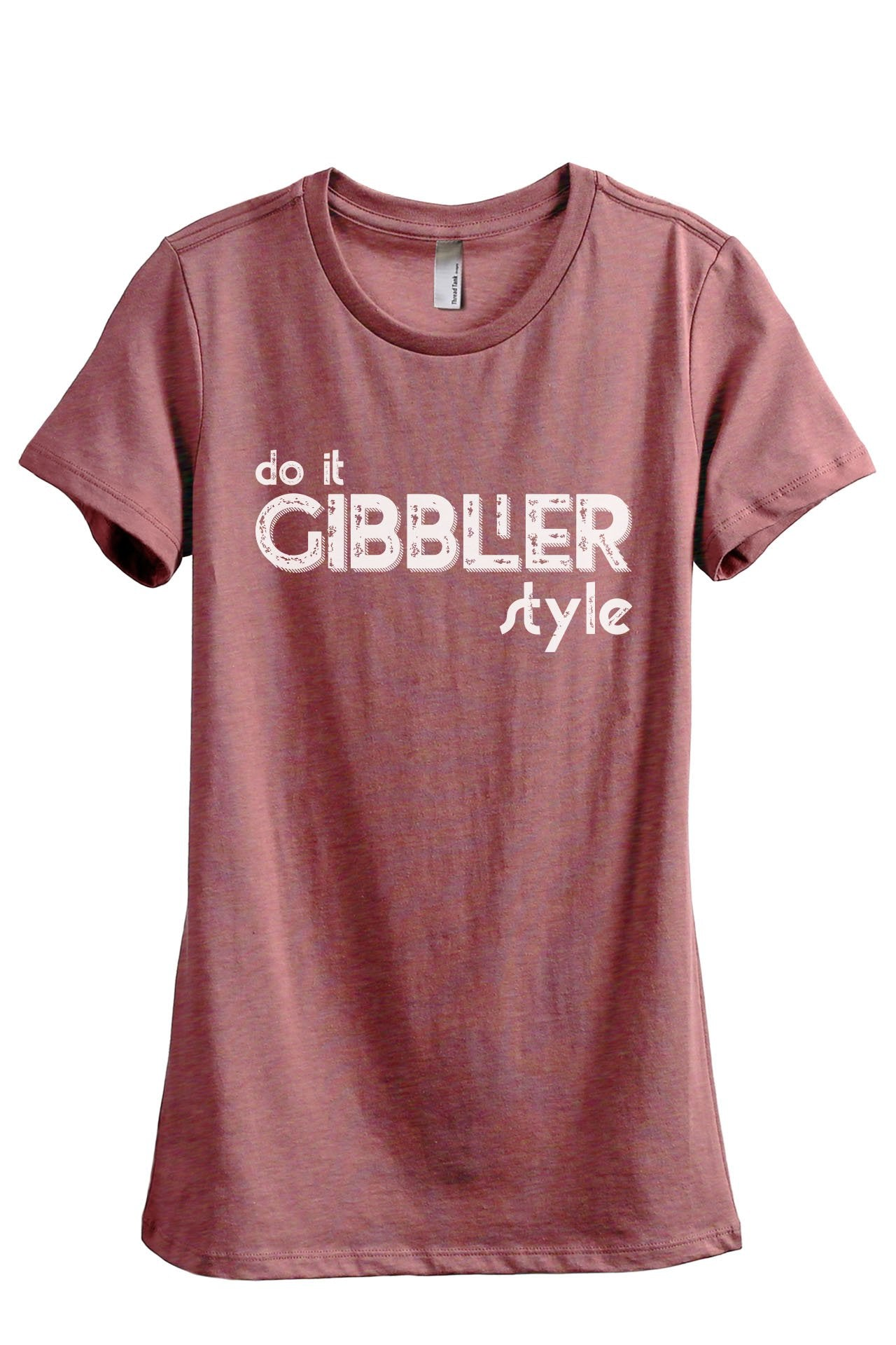 Do It Gibbler Style - Thread Tank | Stories You Can Wear | T-Shirts, Tank Tops and Sweatshirts