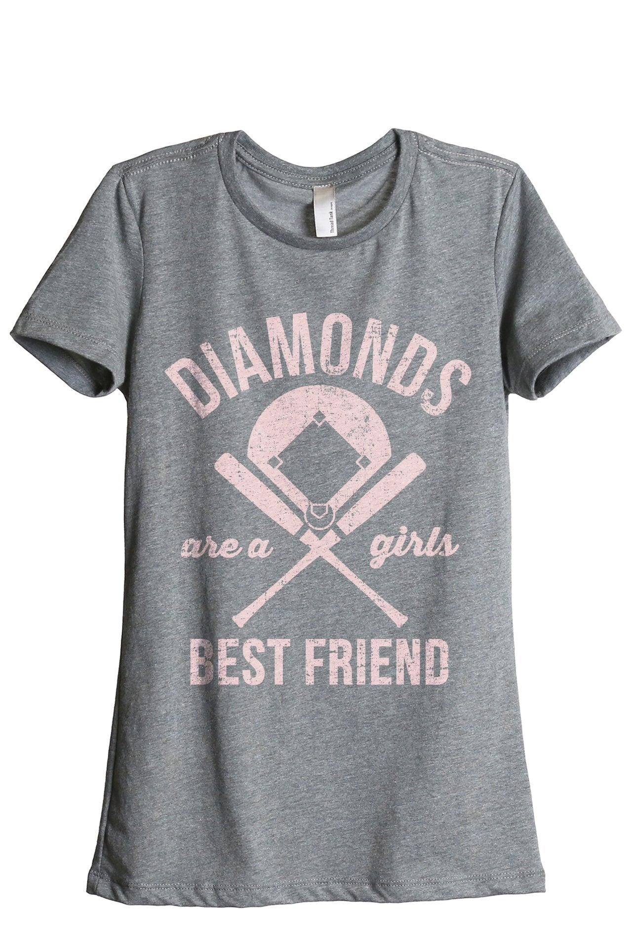 Diamonds Are A Girls Best Friend - Thread Tank | Stories You Can Wear | T-Shirts, Tank Tops and Sweatshirts