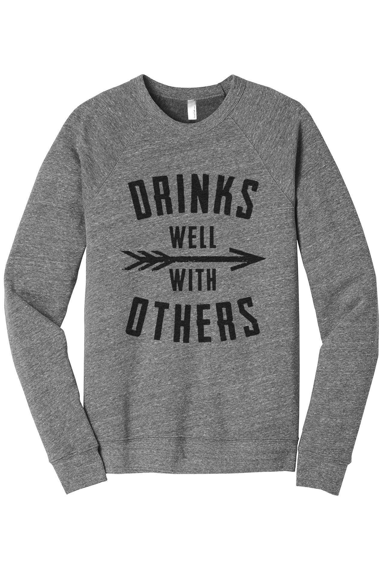 Drinks Well With Others - Thread Tank | Stories You Can Wear | T-Shirts, Tank Tops and Sweatshirts