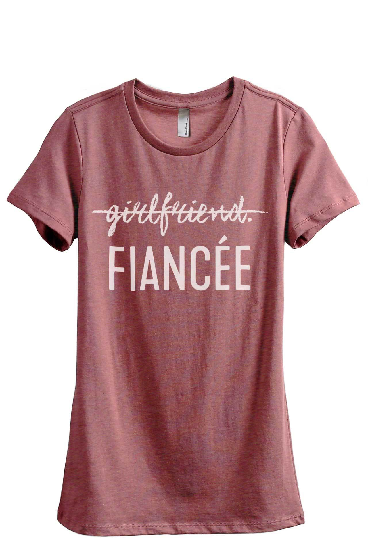 Girlfriend Fiancee - Thread Tank | Stories You Can Wear | T-Shirts, Tank Tops and Sweatshirts