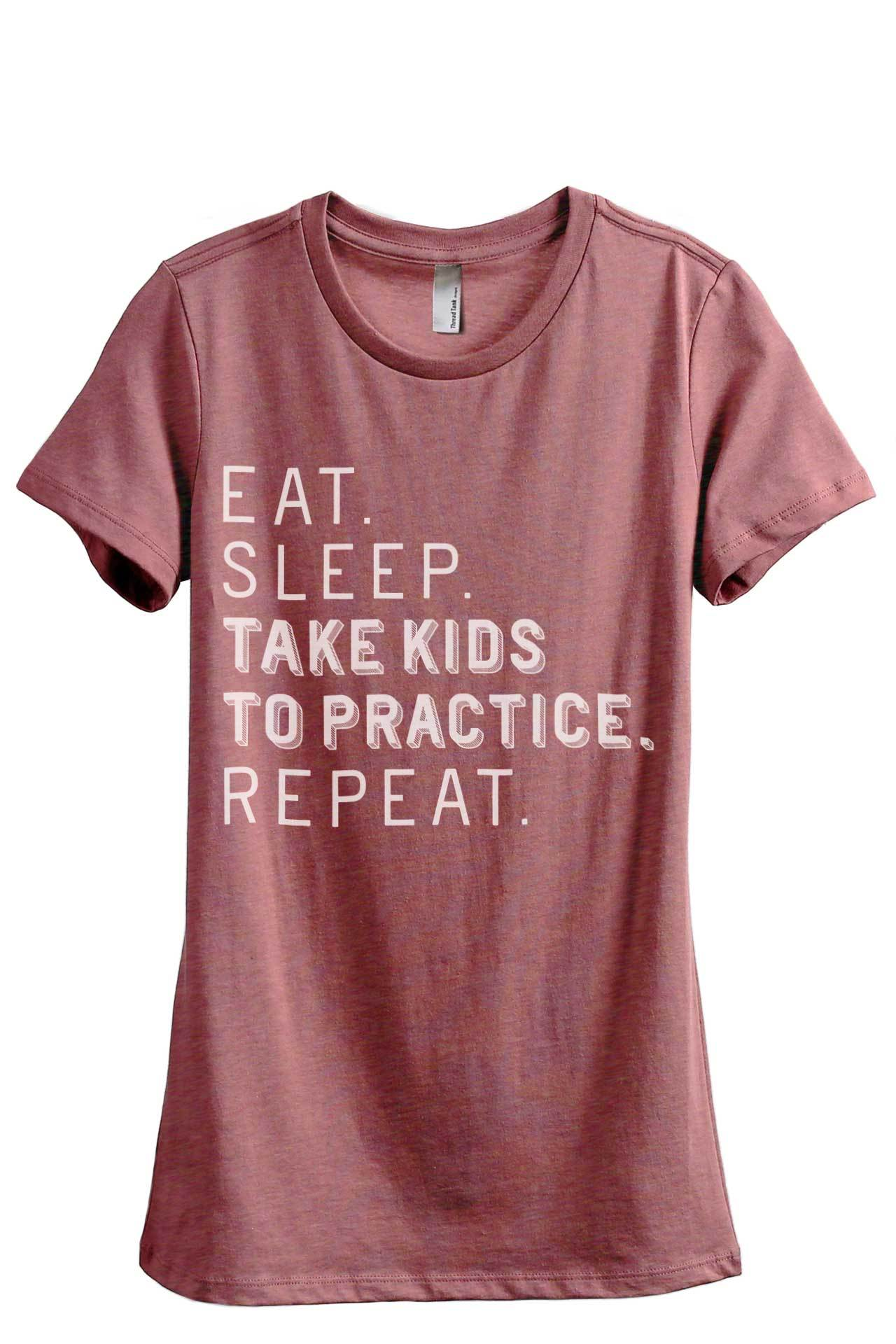 Eat Sleep Take Kids Practice Repeat - Thread Tank | Stories You Can Wear | T-Shirts, Tank Tops and Sweatshirts