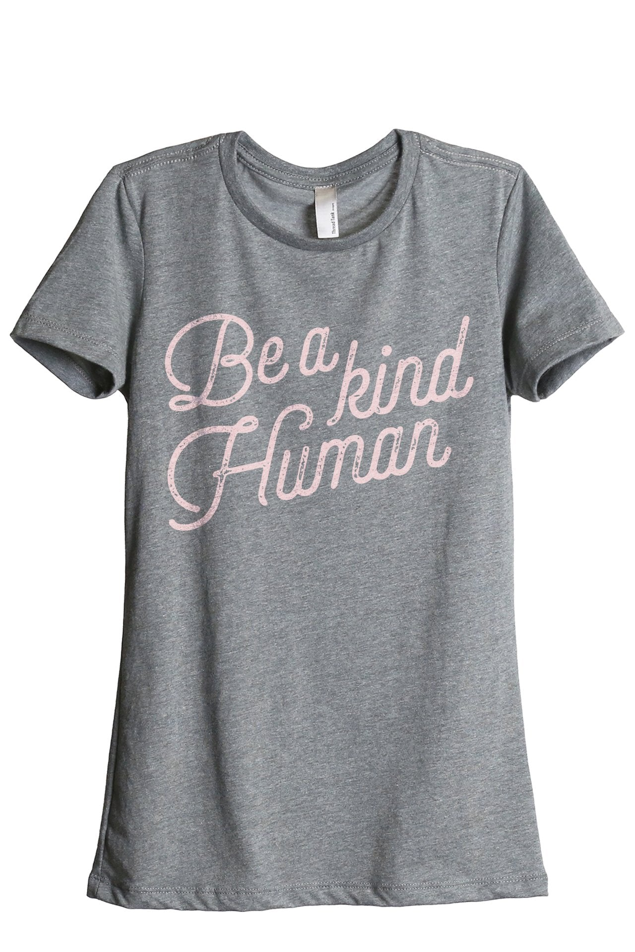 Be A Kind Human - Thread Tank | Stories You Can Wear | T-Shirts, Tank Tops and Sweatshirts