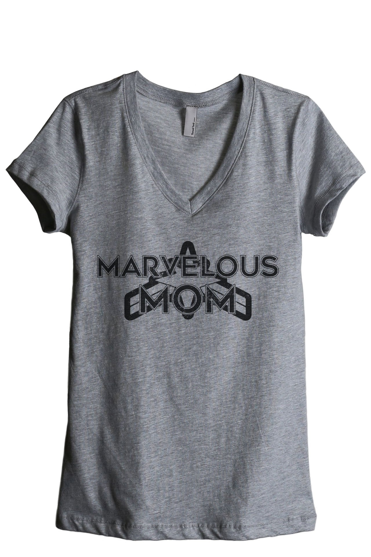 Captain Marvelous Mom - Thread Tank | Stories You Can Wear | T-Shirts, Tank Tops and Sweatshirts