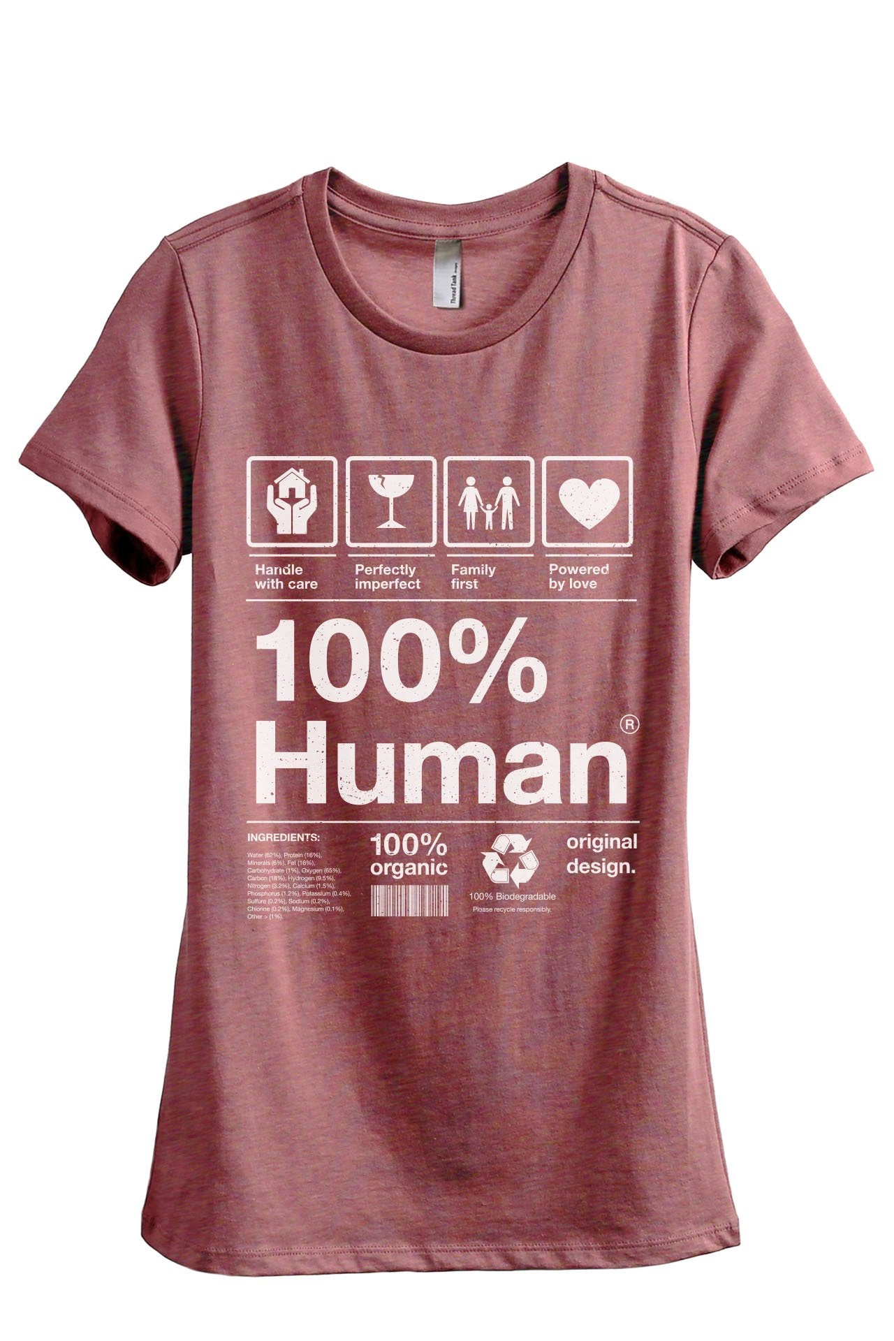 100 Percent Human - Thread Tank | Stories You Can Wear | T-Shirts, Tank Tops and Sweatshirts