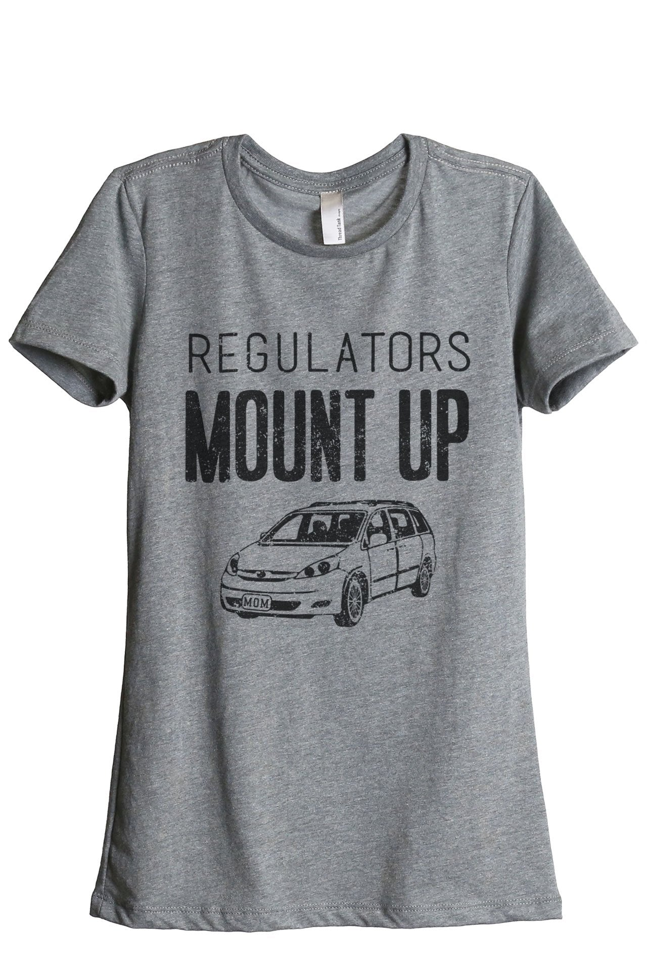 Regulators Mount Up Van