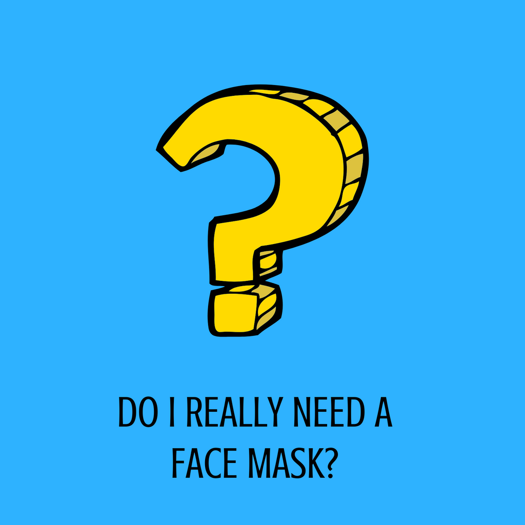 To wear or not to wear? A few things you should know about face masks