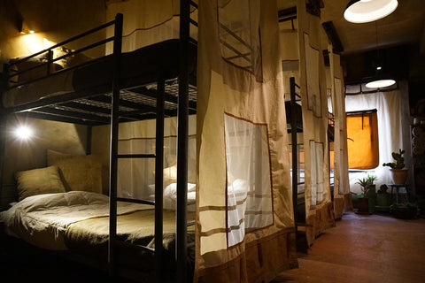 Walled off Hotel_room