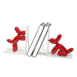 Balloon Doggy Bookends (set of 2)