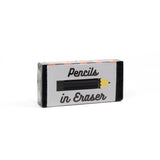 Pencils in Eraser (Set of 2)