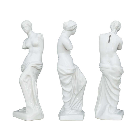 Venus De Milo Money Bank