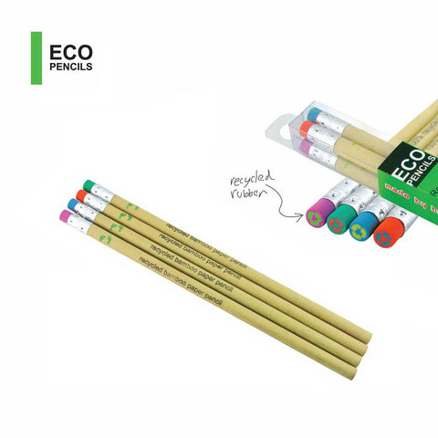 Eco Pencils (Set of 4)