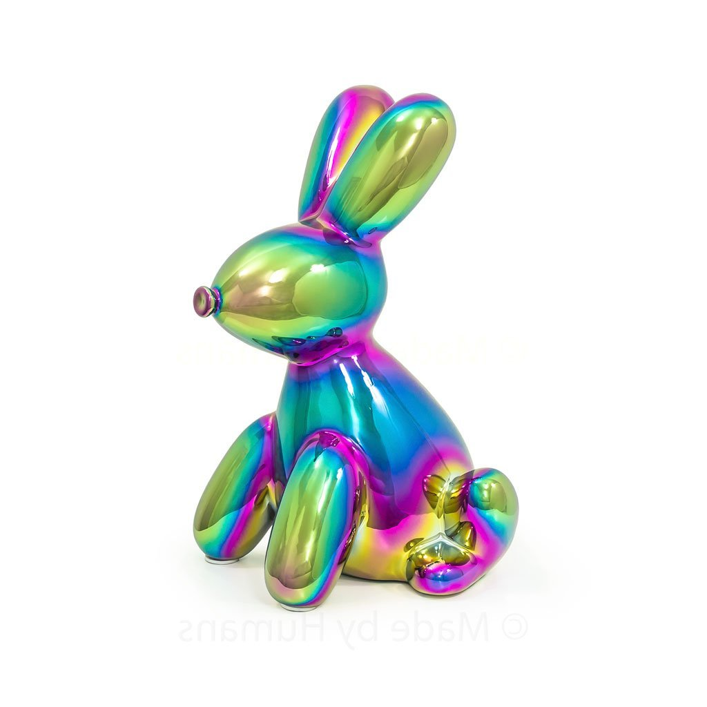 Balloon Money Bank - Big Bunny