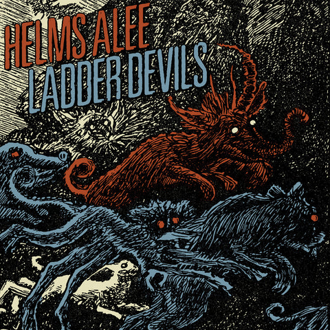 "Helms Alee / Ladder Devils - Split 7"" Vinyl"