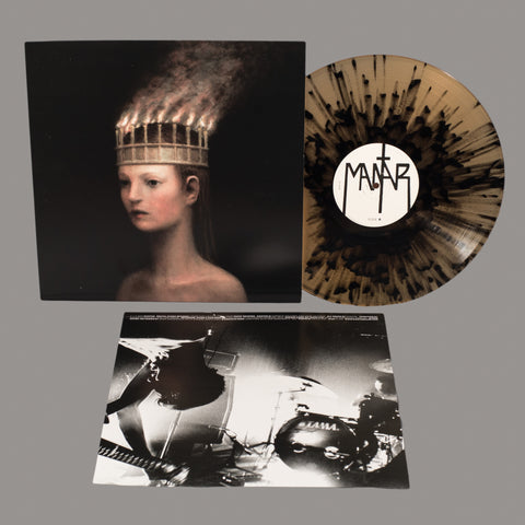 "Mantar - Death By Burning Vinyl 12"" LP"