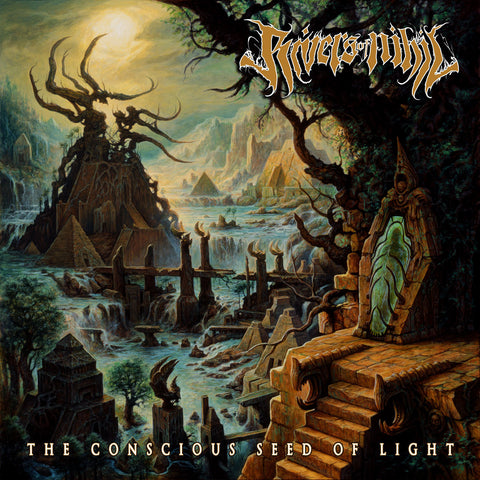 "Rivers Of Nihil - The Conscious Seed Of Light 12"" LP"