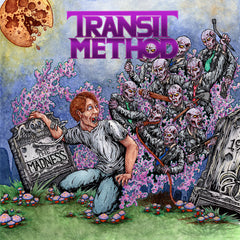TRANSIT METHOD - The Madness (PRE-ORDER)