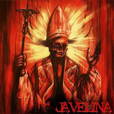Javelina - 'Beasts Among Sheep' LP