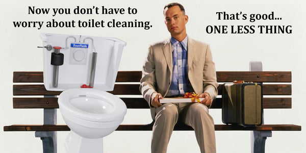 Toilet Cleaning One Less Thing To Worry About Everflush