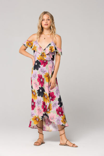 Band of gypsies london floral print dress