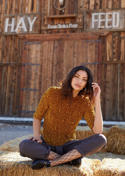 Lost and Wander sweater top