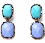 Beyond Beautiful Double Drop Earrings