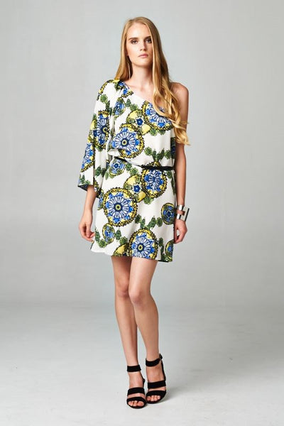 Soho One Shoulder Dress
