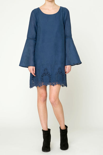 Blaire Bell Sleeve Dress