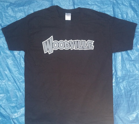 Woodville Screen Printed Short Sleeve Shirt (LIMITED)