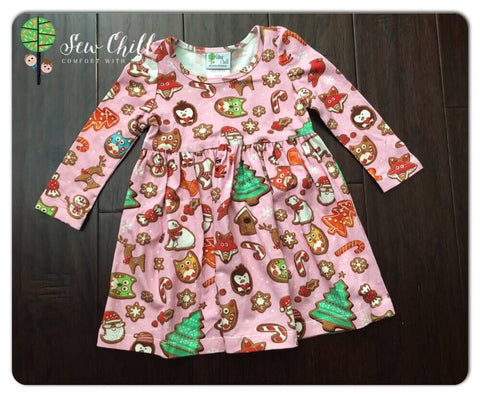 DRESS - Christmas Cookies