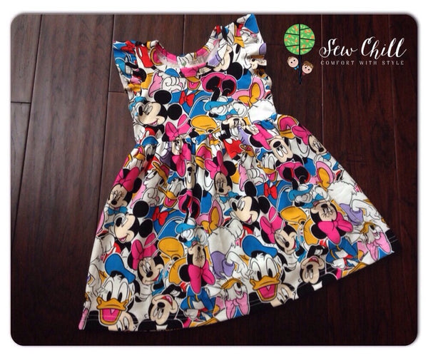 DRESS - Disney and Friends
