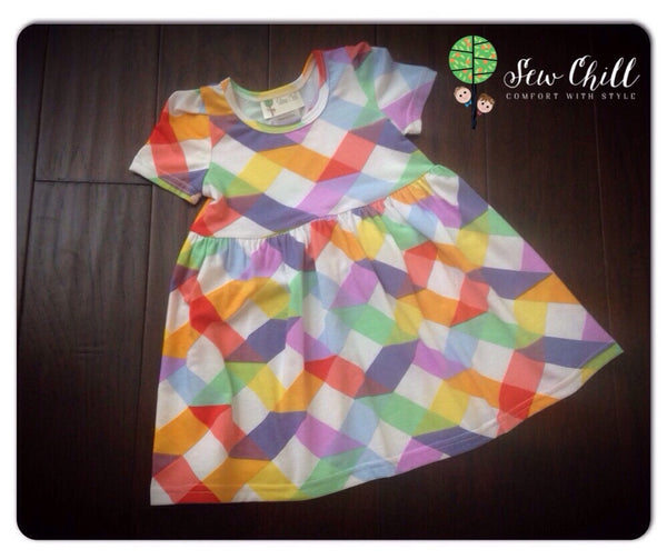 DRESS - Colorwheel