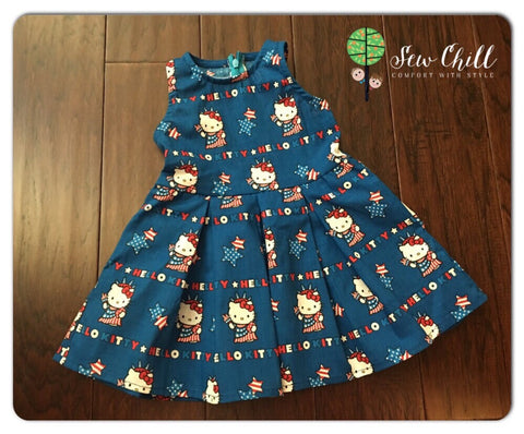 DRESS - Hello Kitty