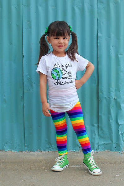 LEGGINGS - Over the Rainbow