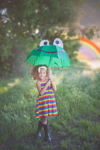 TANK DRESS - Over the Rainbow