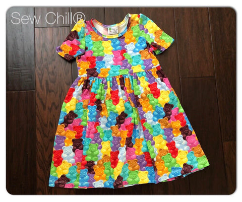 DRESS - Gummy Friends