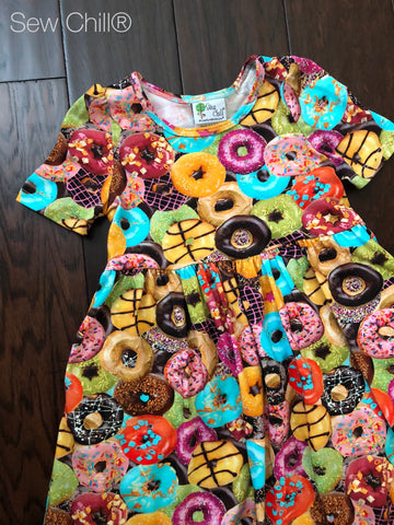 DRESS - Donut Dream (6y)