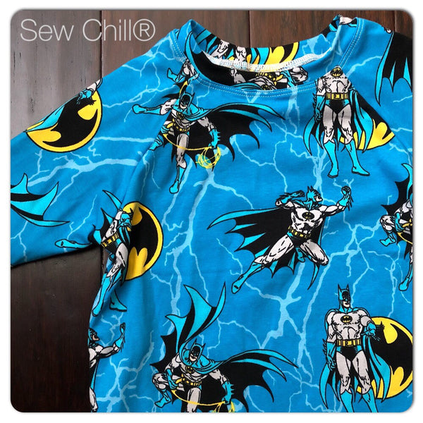 SHIRT - Batman (6y)