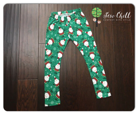 LEGGINGS - Santa Baby