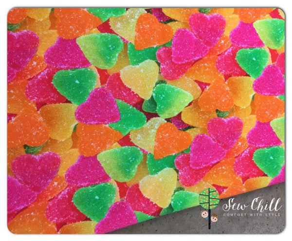 DRESS - Gummy Hearts