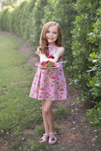 DRESS - Strawberry Shortcake