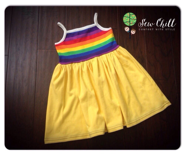 DRESS - Over the Rainbow