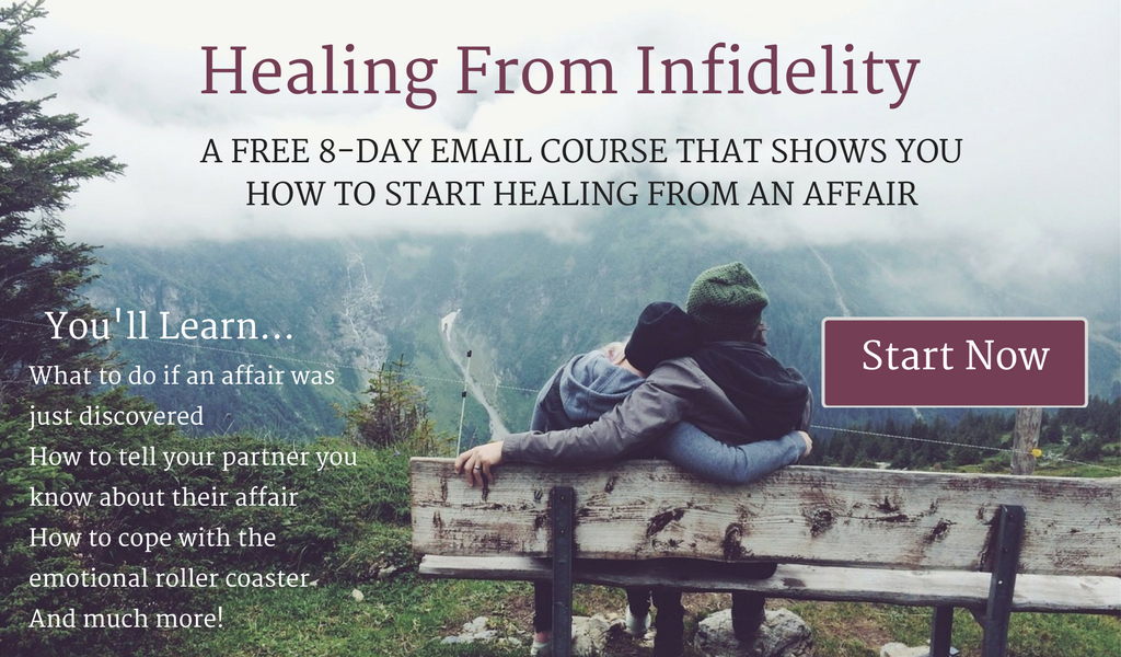 free affair class healing from infidelity
