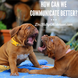 marriage advice - How can we communicate better?