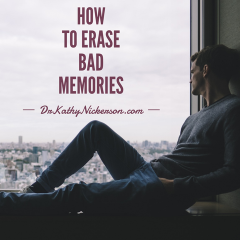 How to erase bad memories - a DIY EMDR technique | Dr Kathy Nickerson