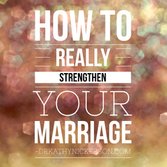 how to strengthen your marriage, diy marriage counseling