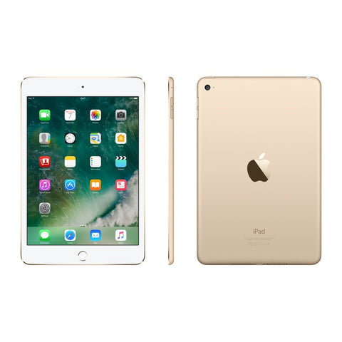 Apple iPad Mini 4 WIFI / LTE Tablet Space Gray Silver Gold (16GB 64GB 128GB)